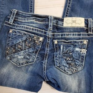 Miss Me Standard Skinny Jeans